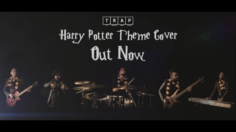 Harry Potter Theme Cover || The Radical Array Project - T.R.A.P || Official music video