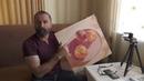 Уроки живописи маслом Акриловая подготовка Юрий Клапоух 2019