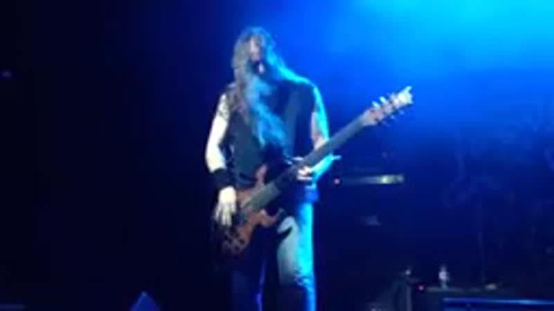 Steve Di Giorgio Paul Masvidal Cosmic Sea Death cover DTA Tour