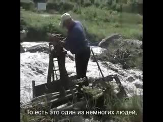 СРОЧНЫЕ НОВОСТИ! Мужчина построил ГЭС