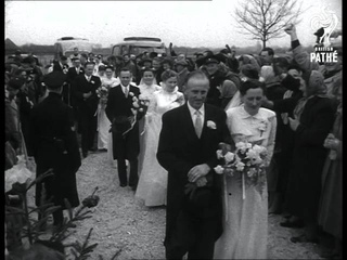 Selected Originals - Holland - Two-Family Mass Wedding (1954)
