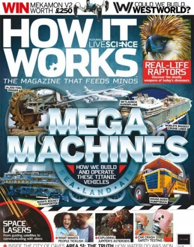 How It Works - Issue 131 2019