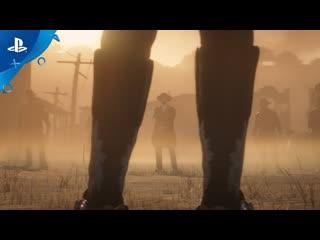 Red Dead Online | Ранний доступ к контенту (май 2019) | PS4