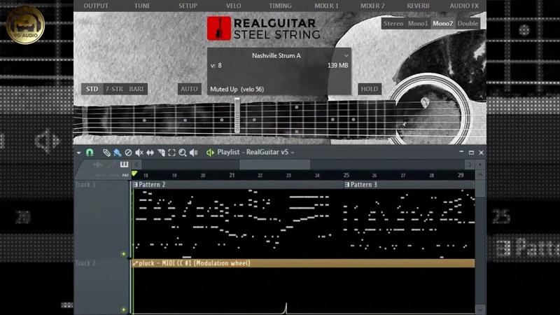 RealGuitar 5. Hit That Guitar