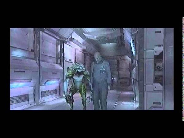 Resident Evil Outbreak invader inva DA