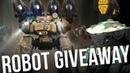 🔴 War Robots Win A Behemoth Or Phantom Robot Live Stream Giveaway Gameplay
