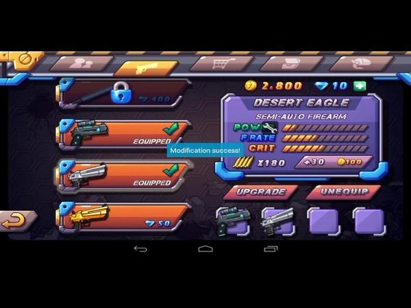 Как взломать игру Zombie Diary 2 (на монеты и кристалы) на Android