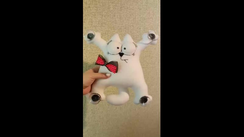 Аукцион - кот Саймона