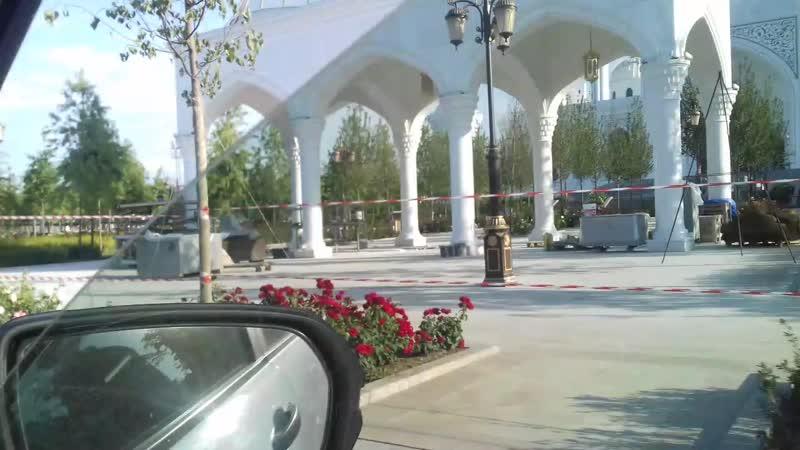 Шали, Чечня. Новая мечеть