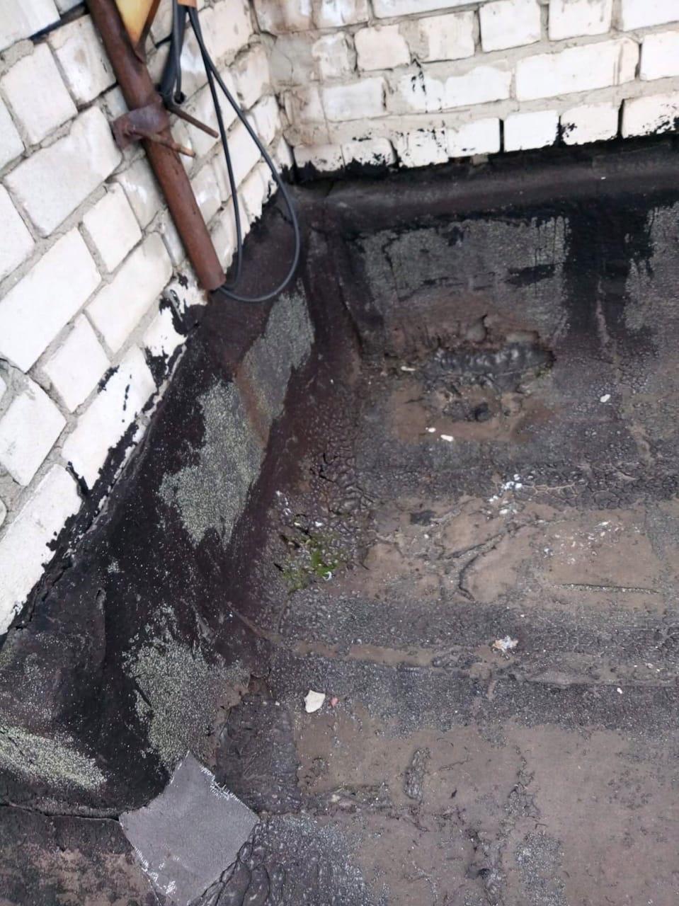 Приемка дома под Управление улица Московская дом