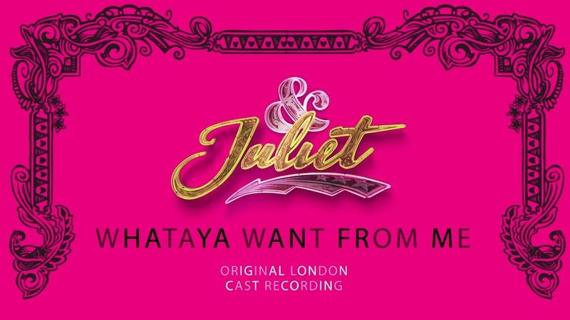 Tim Mahendran, Arun Blair-Mangat – Whataya Want From Me [Official Audio]