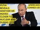 Putin: The Situation Is Getting Worse I Warned Them 5 Times, There Was No Response From The US EU