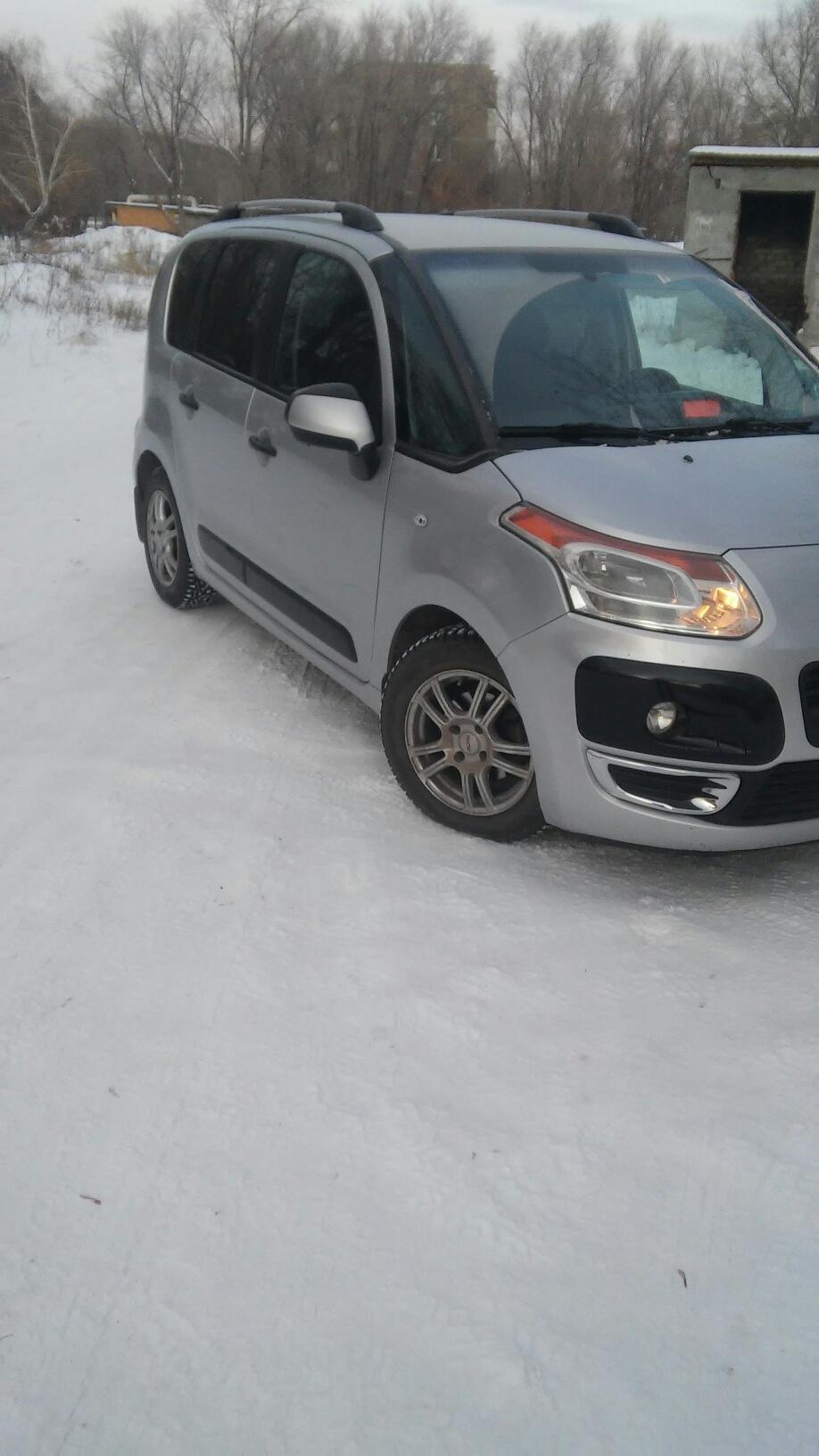 Продажа (Обмен) автомобиль Citroen C3 Picassо 2012 | Объявления Орска и Новотроицка №1830