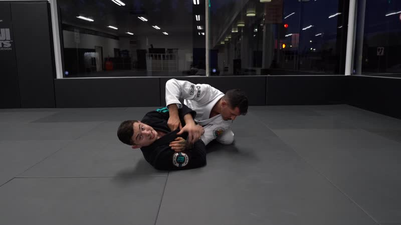 Caio Terra 2 ON 1 ELBOW CONTROL ARMLOCK TO SIT UP SWEEP