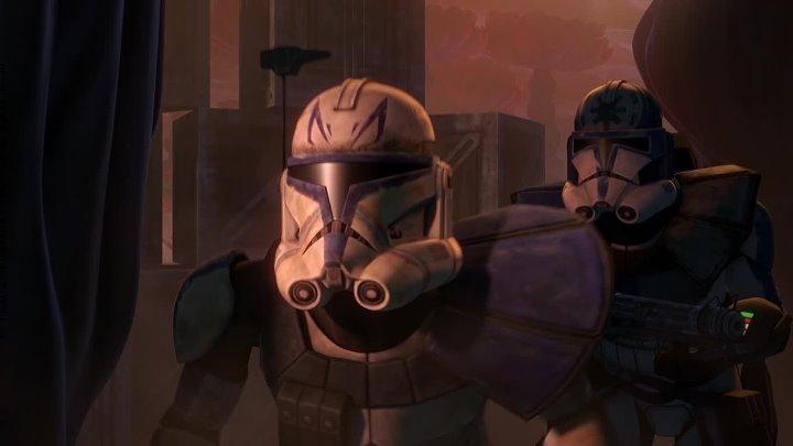 Звездные войны Войны клонов 7 01 Дубляж Star Wars The Clone Wars Flarrow FIlms Русская озвучка