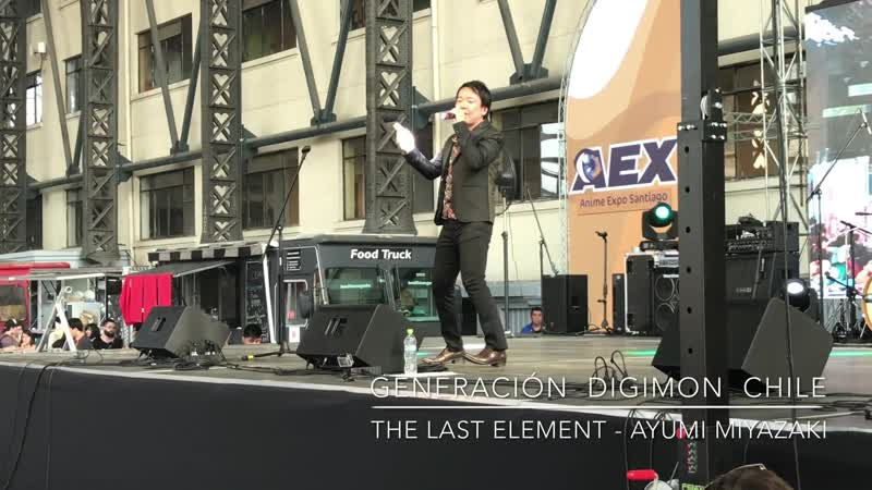 OST Границы мира Дигимонов The Last Element (Hyper Spirit Evolution Theme) (вариант 1)