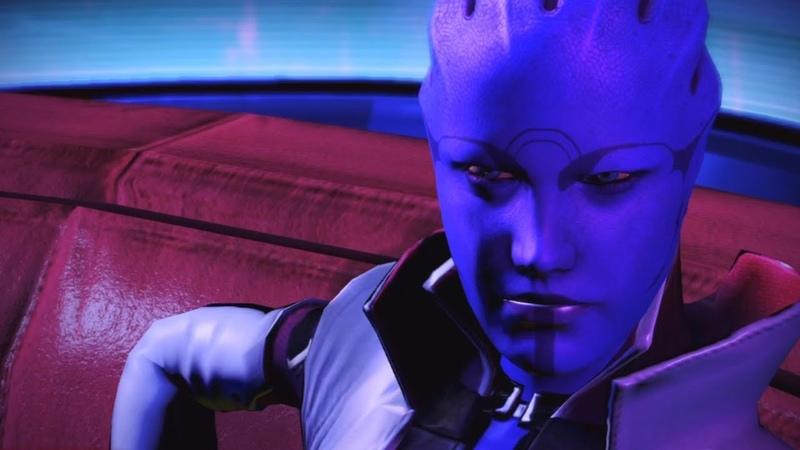 Mass Effect 3: Citadel - Aria T'Loak Missions[Blue Suns, Eclipse, Blood Pack]
