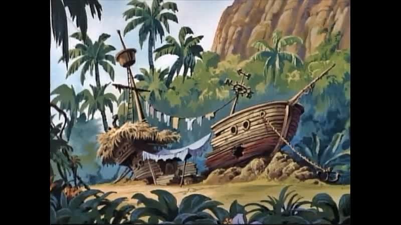 21 За морями за горами ♥ Приключение мишек Гамми Мультики все серии сезоны для детей мультсериалы