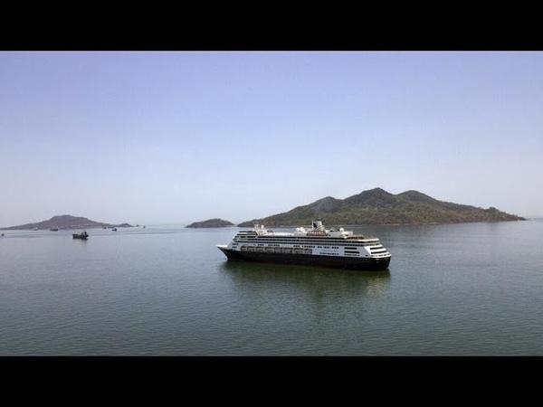 Коронавирус в море судьба пассажиров круизных лайнеров…