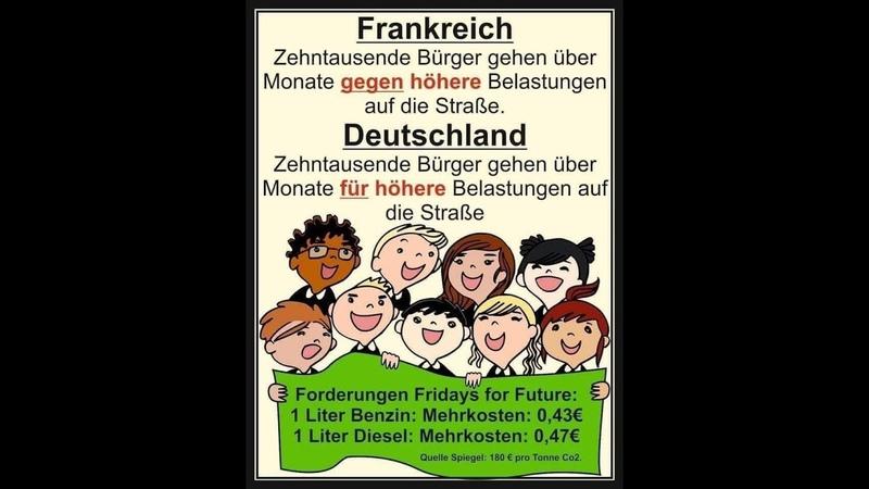 Vereinigung der Oppositions Gruppen im Kindergarten Deutschland Zustand Lösung