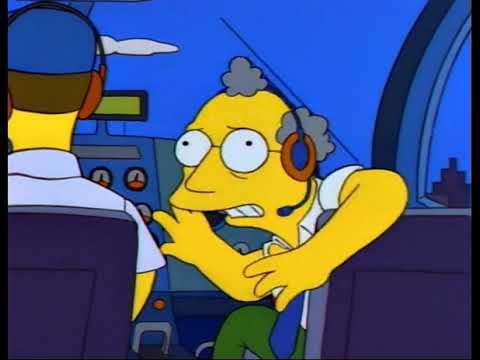 Симпсоны знали о Коронавирусе. 4 сезон 21 серия - 1993 год. Видимо они видят будущее похлеще Ванги.