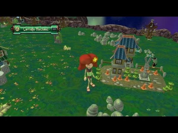 RPCS3 0 0 10 Akimi Village 4K UHD PS3 Emulator Gameplay
