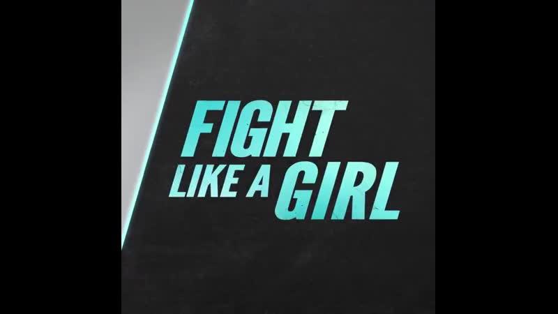 Video@alexablissdaily Промо видео к шоу Fight Like A Girl