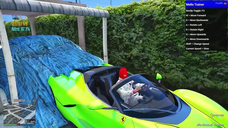 DONNY Битва Автоугонщиков В Гта 5 Онлайн Угнал Самую Новую Bugatti Битва Воров Гта 5