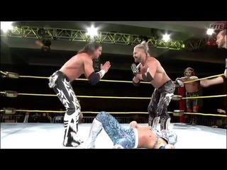 PJ Black & John Hennigan vs Ultimo Dragin & Juvi During WrestleCade Weekend 2018