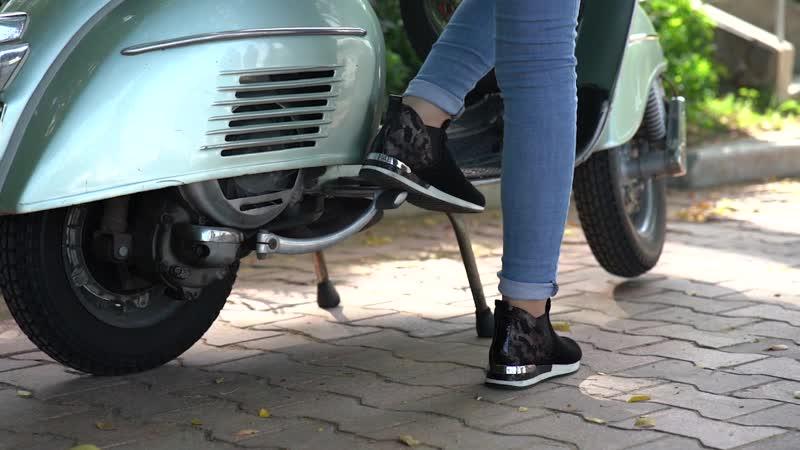 Женские ботинки REMONTE