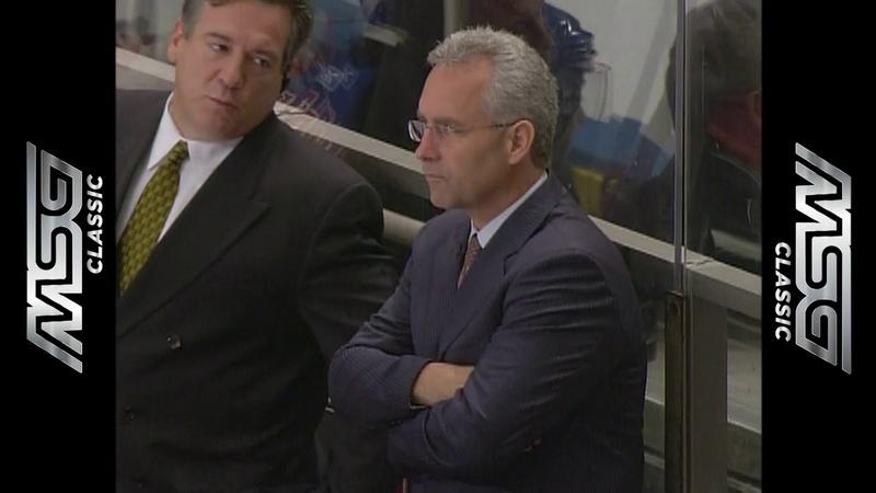 NHL Oct 05 2006 Washington Capitals New York Rangers