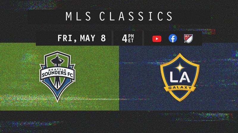 7 Goal Madness! Seattle Sounders vs LA Galaxy | 2019 MLS FULL MATCH