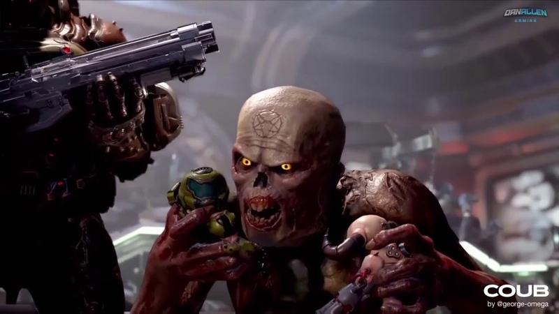 Doom Eternal прикол