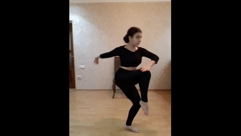 Виолетта Манекина Танцуй в ДГТУ