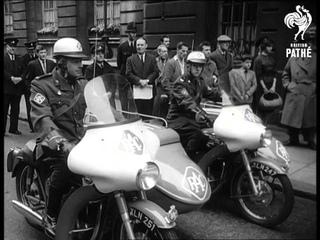 Autos Are Big News (1960)