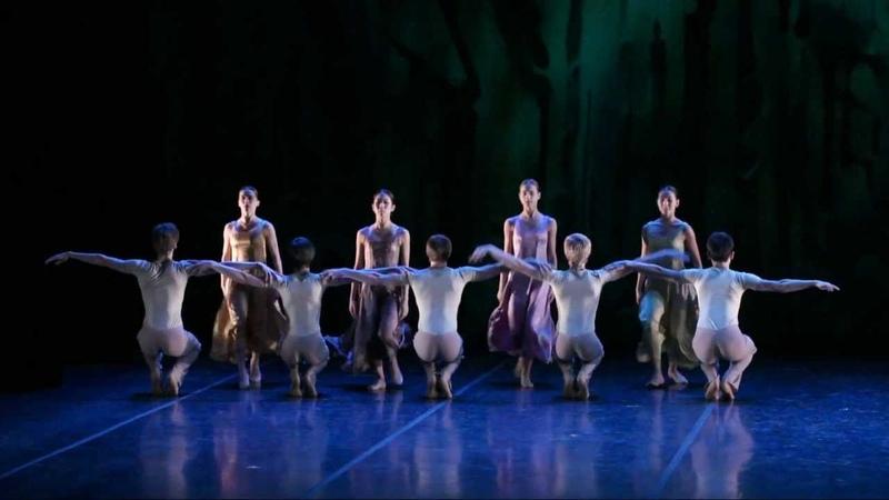 Na Floresta Гран При Михайловского театра 2012