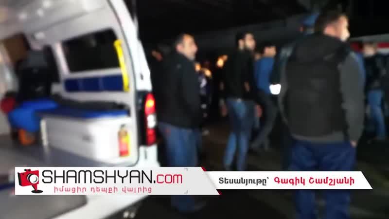 Крупное ДТП в Ереване На Lexus е разбилась Ариана Каоили жена Армянского шахматного лидера Левона Ароняна