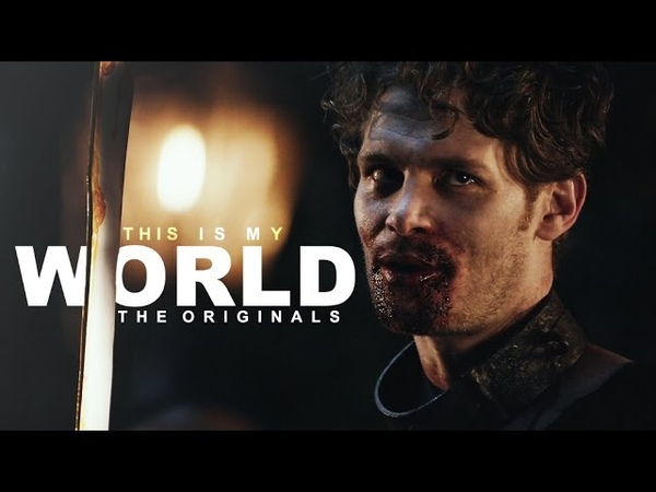 The Originals This Is My World 4x01