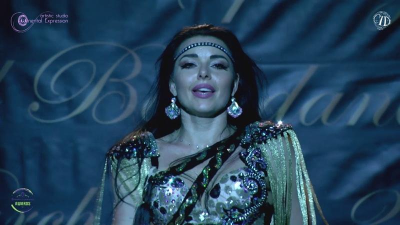 Alla Kushnir performing at Mega Oriental Show 3 17 2019 part II