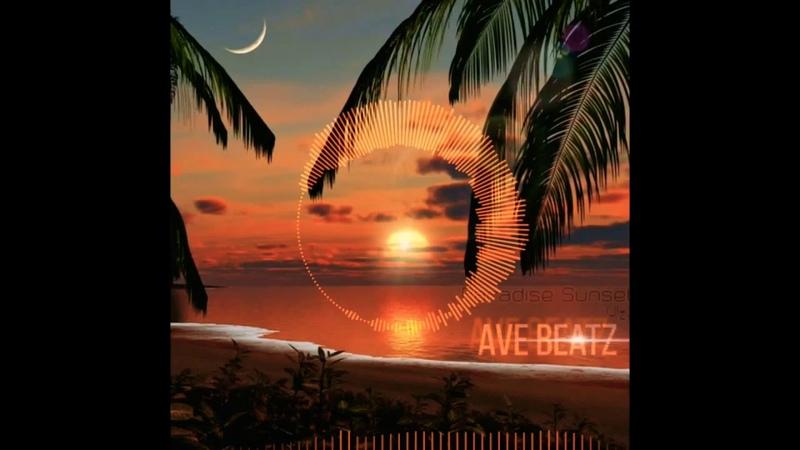 AVE Beatz Tropical Sunset minimalistic trap lilmorty juicewrld