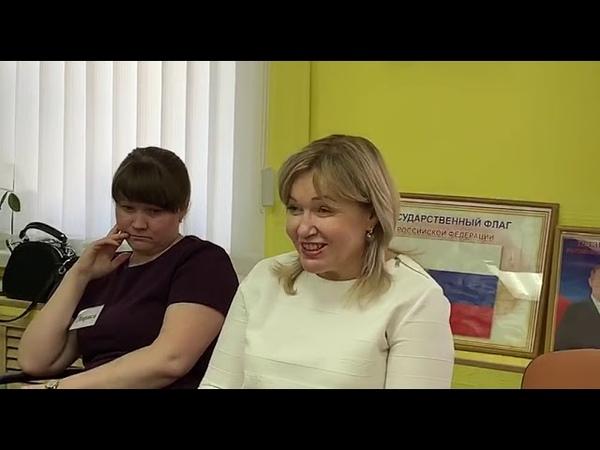 Отзывы членов команды Диомид о первом треке ценностно мотивационной сессии с Наталией Агафоновой
