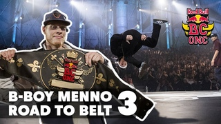 Will B-Boy Menno take the belt for the third time? | Red Bull BC One World Final 2019