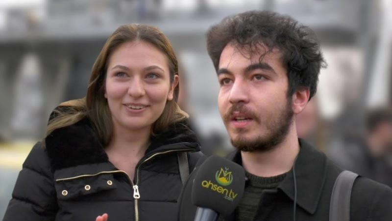İstanbul Halkına Sorduk Her Şey Çok Güzel Oldu mu İstanbullu İmamoğlu'nu Eleştiri Yağmuruna Tuttu