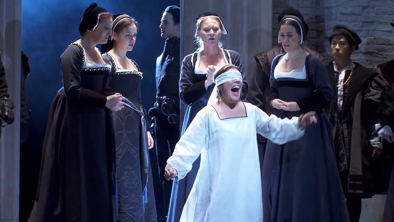 Ópera Perú Sondra Radvanovsky sings three Queens