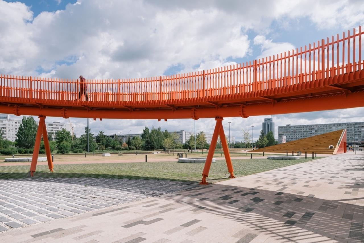 Площадь Азатлык \ DROM \ Набережные Челны