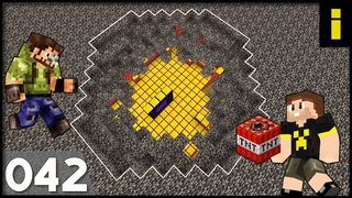 Hermitcraft 7 | Ep 042: MASSIVE BEDROCK HOLE!