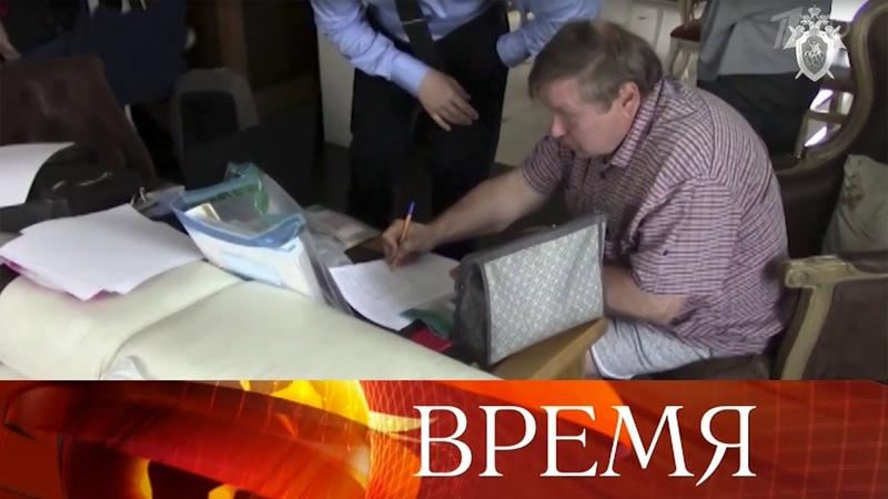 Задержан бывший губернатор Ивановской области, ныне депутат регионального заксобрания Павел Коньков.