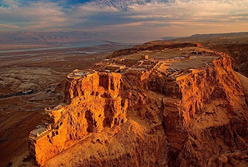 Национальный парк Масада