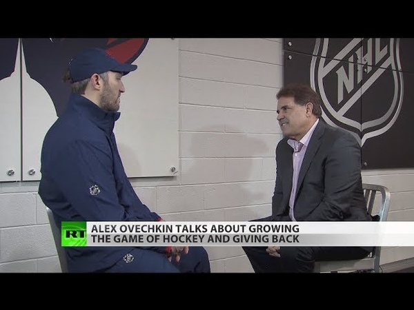 Exclusive: Good guy Ovechkin saddened by Olympic ban (20:13)