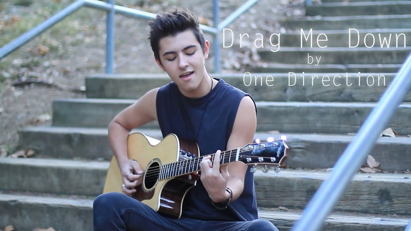 One Direction Drag Me Down Cover by Kyson Facer